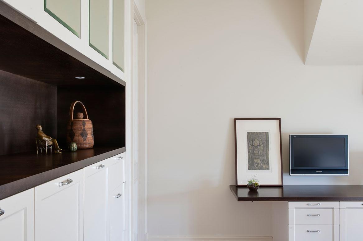 Rina Cohen Interiors, RCI Designs, Interior Design, Study display