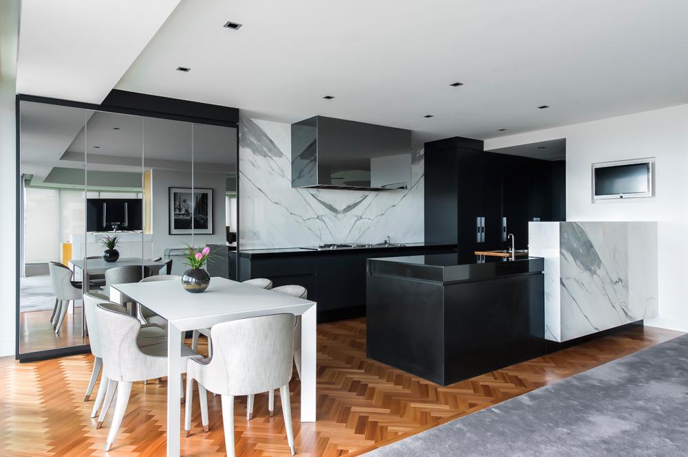 Rina Cohen Interiors/RCI Designs Award Winning Kitchen Overall