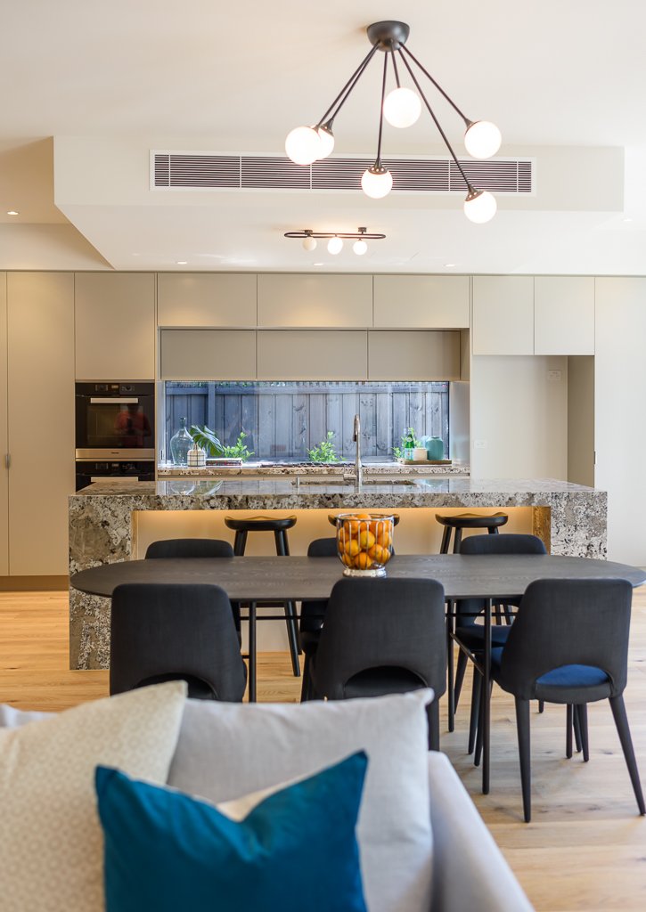Meals RCI Designs - Rina Cohen Interiors