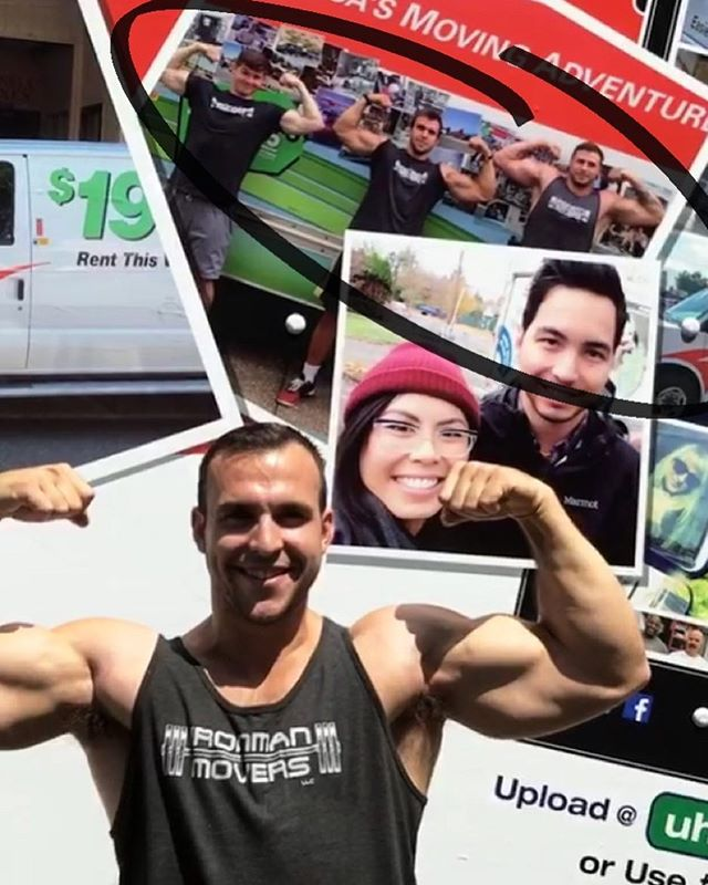 When you see a truck with a picture of your double bicep pose on the side. You get a progress pic 💪🏼 • • • • • • • • • • • • • • • • • • • • • • • • • • • • • • •  #movers #pnw #movers #bestmovers #buffmovers #moving #malemodel #oregon #portland #portlandia #pdx #pnw #lakeoswego #tigard #beaverton #hillsboro #tualitin #superheroes #muscles #marvel #dc #fitspo #bodybuilding #fitness#wecanmovemountains #wecanmoveyourlife #ironman #musclemen #buffguys #fitguys