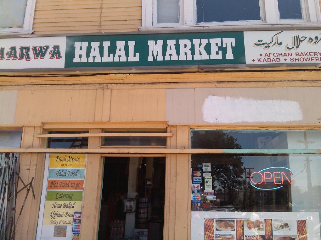 Marwa Halal Market