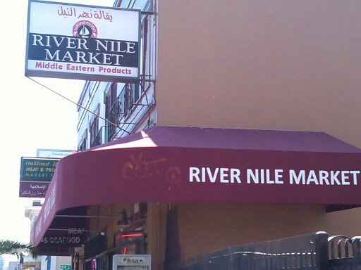 River Nile Market