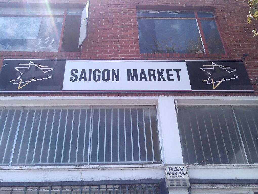 Saigon Market