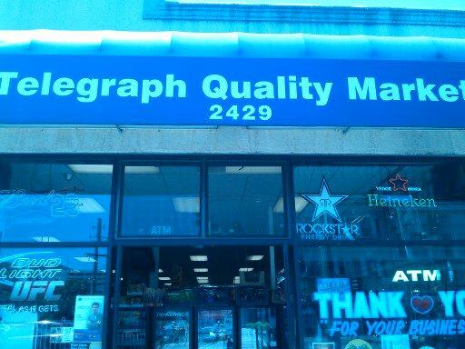 Telegraph Quality Market