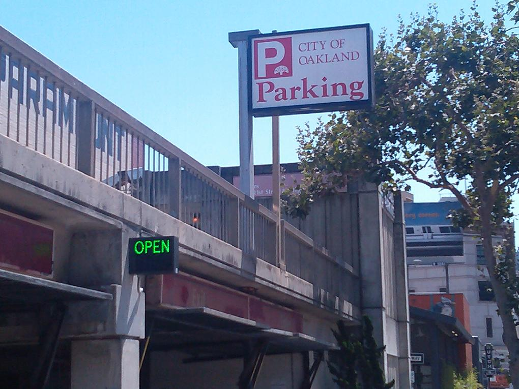 Bay Area Parking