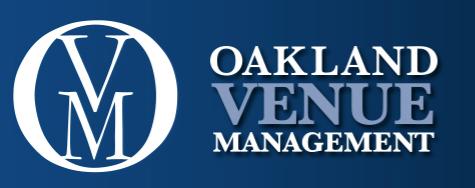 Oakland Venue Management