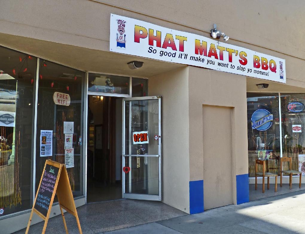 Phatt Matt's BBQ