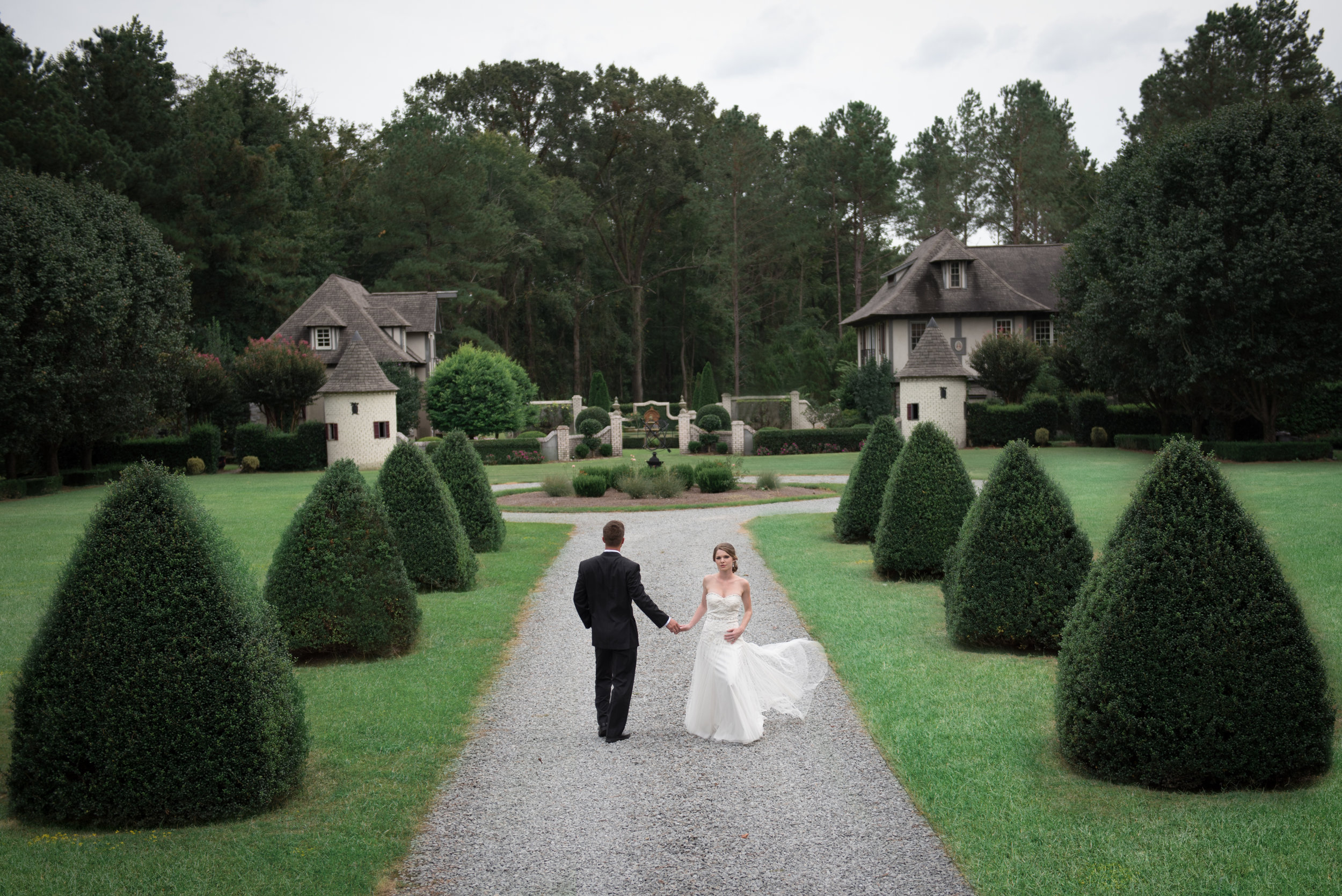 Fox Hollow Wedding Venue photography, Fayetteville, NC | By Yuliya Panchenko