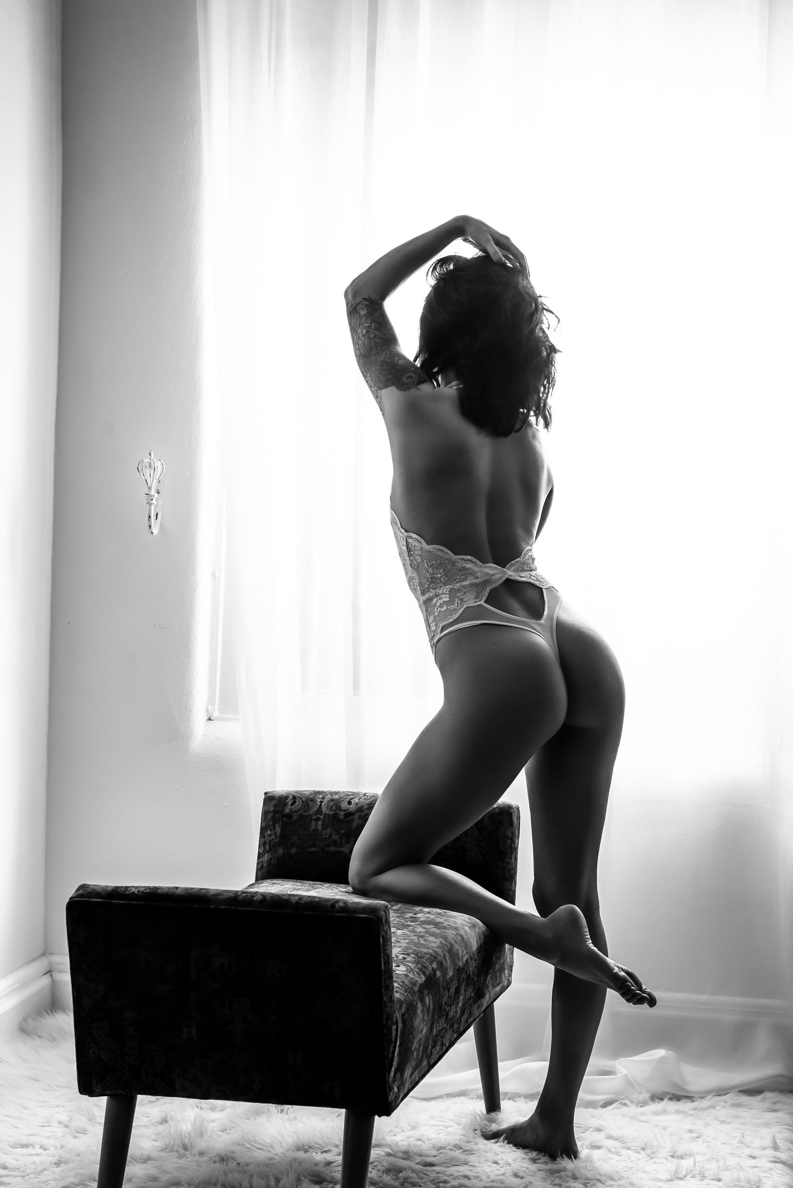 Boudoir, Nude Photo Session | Orlando, Florida
