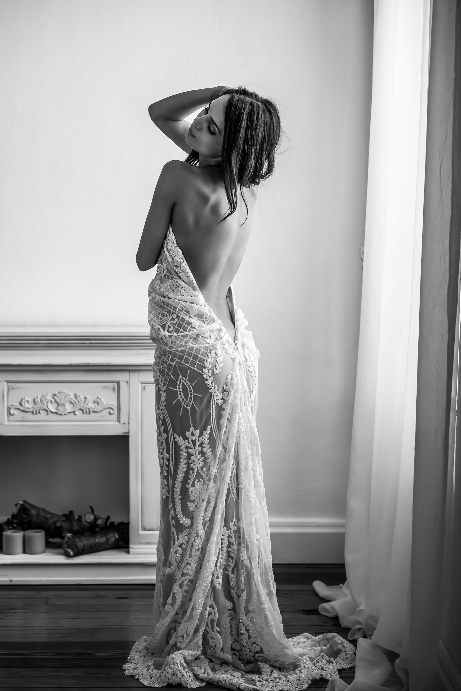 Bridal Boudoir Photography | Orlando, Florida