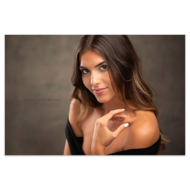 Portrait of gorgeous @mikaylahrouchard , photo by @yuliya.panchenko.photography #editorialshoot #beautystyleshoot #orlandohairstylist #makeupartisorlando #studiolakemary #elinchrom_ltd #nikon #lakemarystudiophotographer #orlandostudiophotographer #orlandostudio #ypstudio #lakemary #lakemaryflorida #lakemaryphotography #portraitphotography #beautyshot #portraitphotographerorlando #yuliyapanchenko #designersdress #orlandoweddingphotographers #orlandoportraitphotographer #awardwinningphotographer #elinchrom_ltd #glamourstylephotography