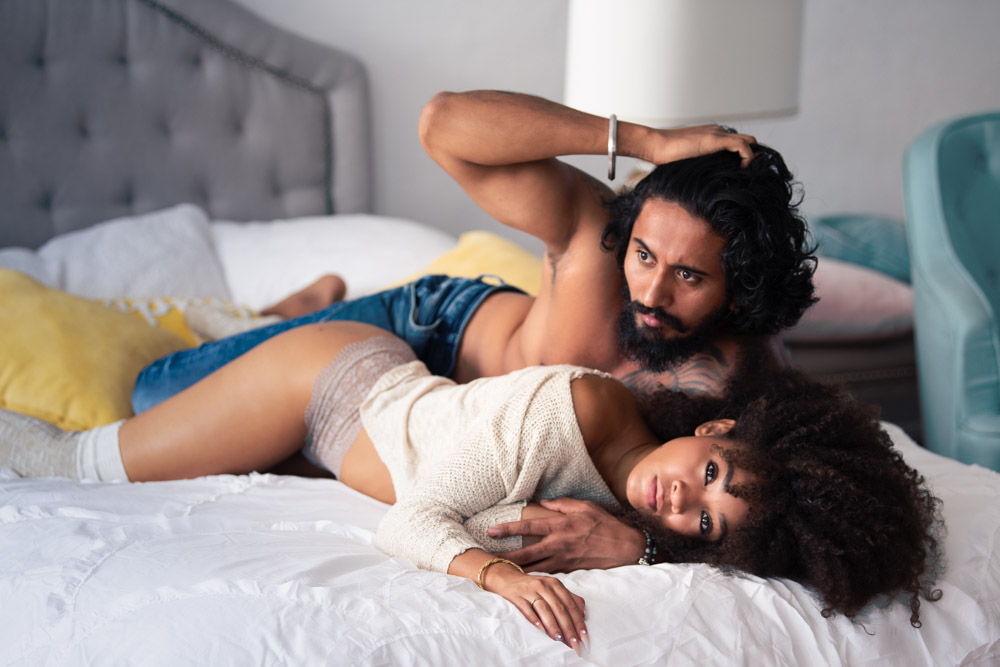 Couple Boudoir Photography | Orlando, Florida