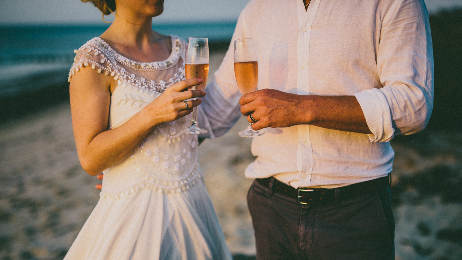 our wedding is a celebration of the commitment you and your husband are making; it is not a challenge to see how thin you can be. Photo by Hayley Takes Photos