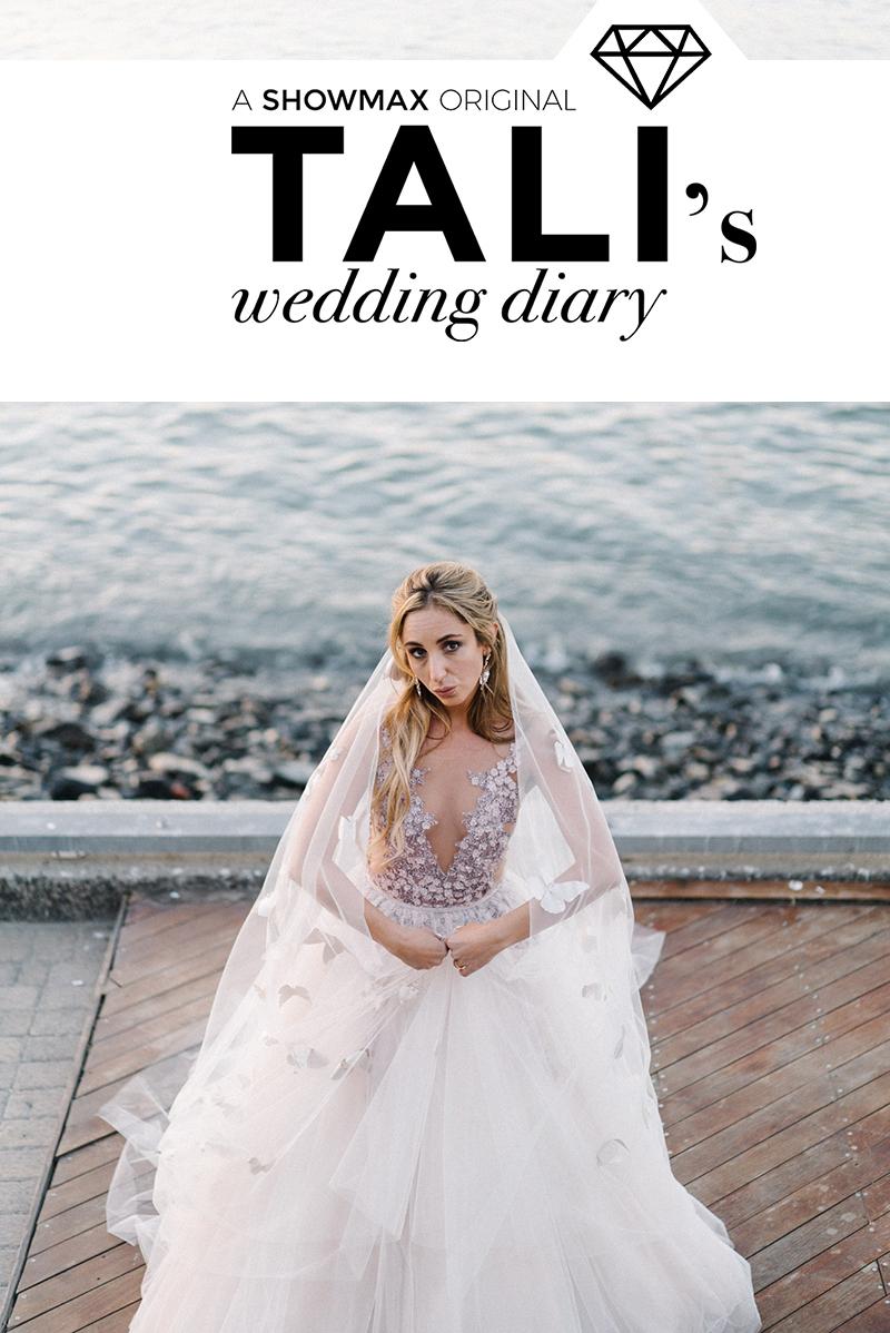 Tali's Wedding Diary 2017, Showmax