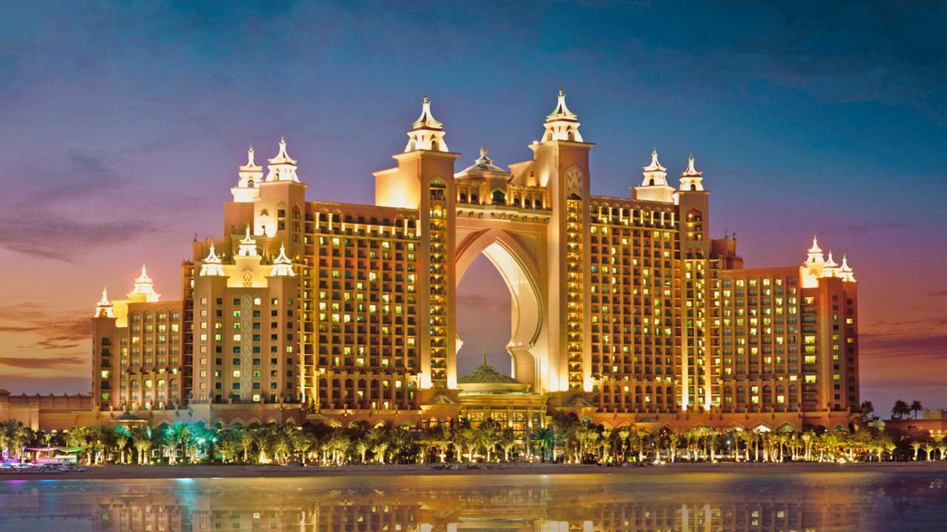 New years Atlantis Dubai - Dubaï, Hotel Atlantis