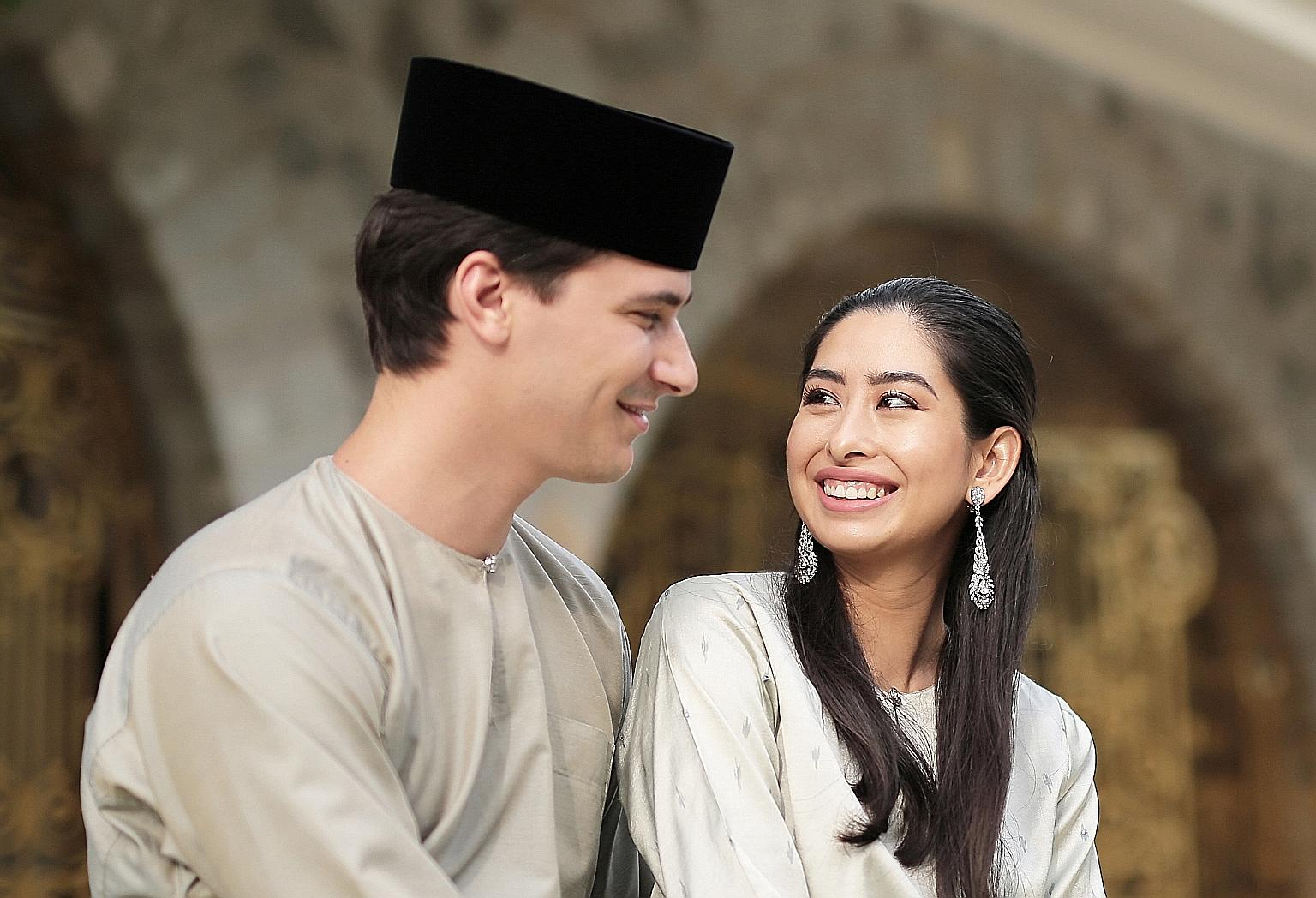 Johor princess marries Dutchman in tradition-rich ceremony -