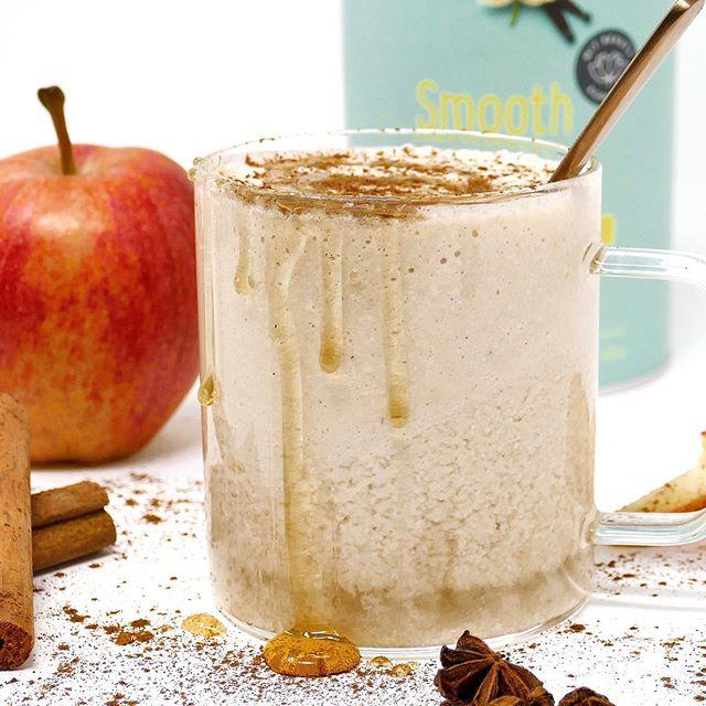 So langsam kehrt der Herbst auch in der #shape_kitchen ein! 😍🍁🍂 Unser leckerer Apfel-Zimt-Smoothie bringt uns schon mal in die richtige Mood! Welche Geschmacksrichtung würdet ihr euch für die kalte Jahreszeit wünschen? 🤔 #shape_republic #shape_it_easy #cinnamon #shake #autmun #herbstzeit #apfelstrudel #goldenhour