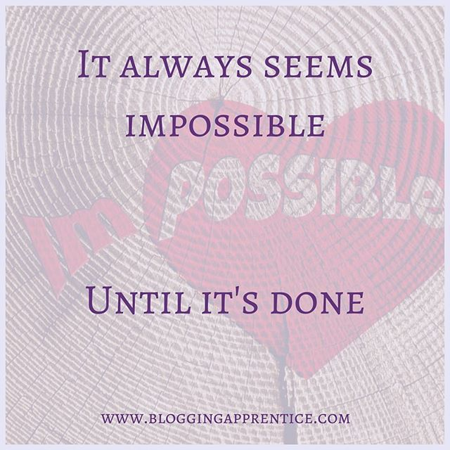"What's the last ""impossible"" task you made possible? ⠀ ⠀ #impossible #possible #thinline #justdoit"
