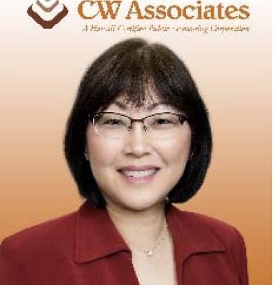Director & Treasurer  Terri Fujii  CW Associates