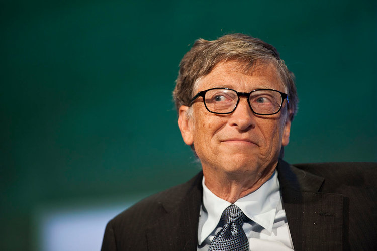 Devtribe Bill Gates