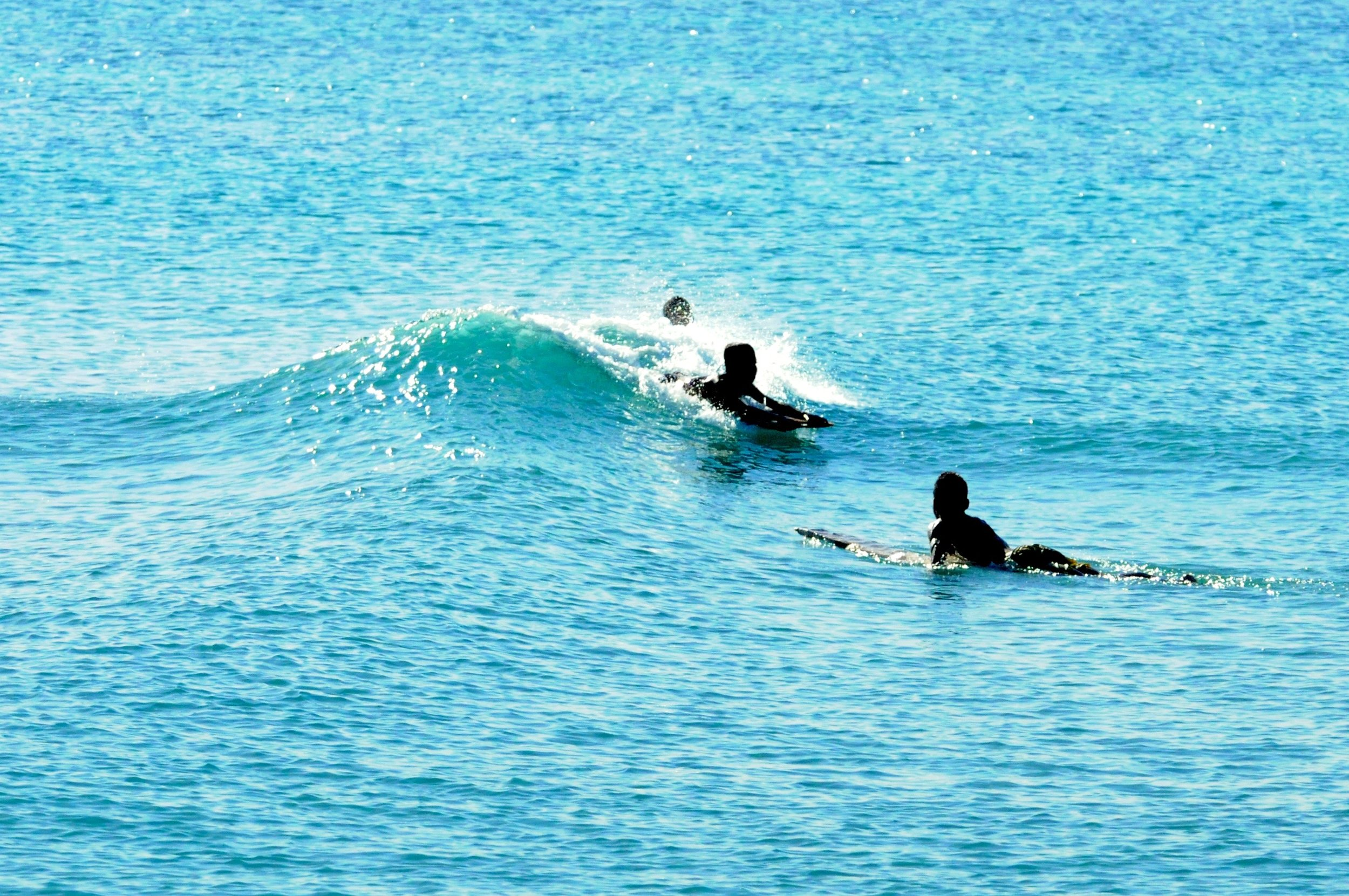 Madagascar OMX waves