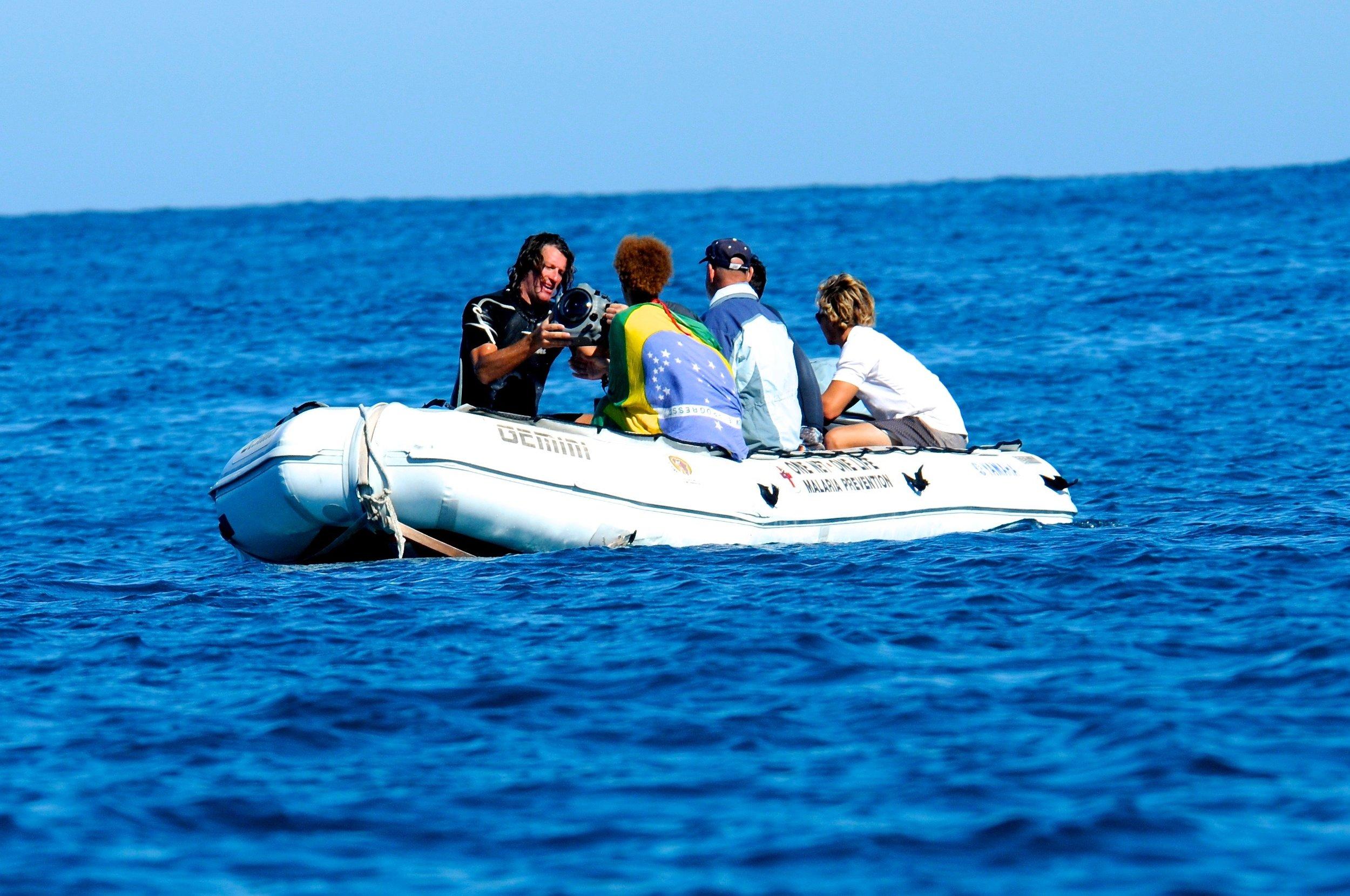 Madagascar Boat OMX