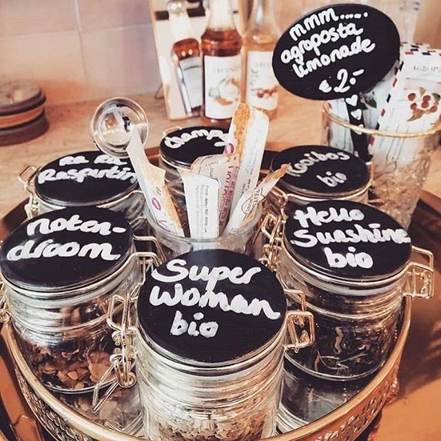 ✰ Thee of koffie, wat drink jij het liefste? 💞 ✰