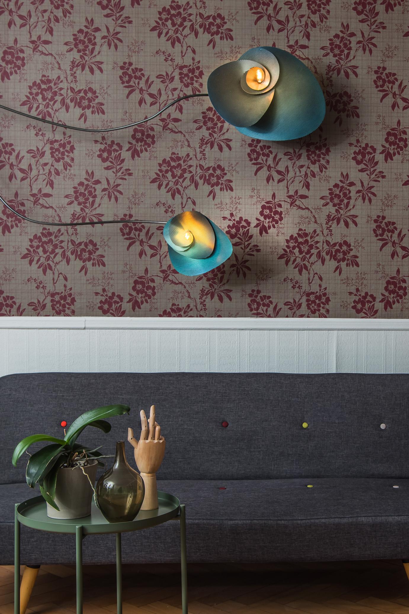 Designer Swiss designer Lamp