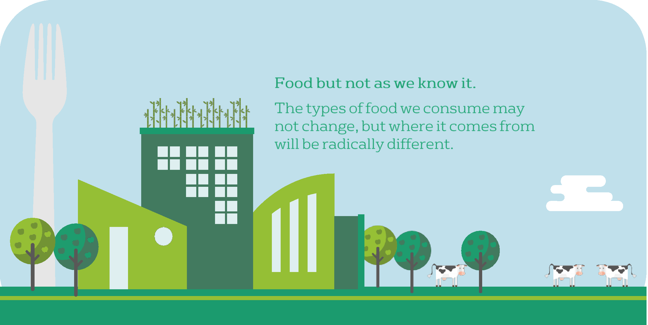 Image and statement on food waste - Veolia