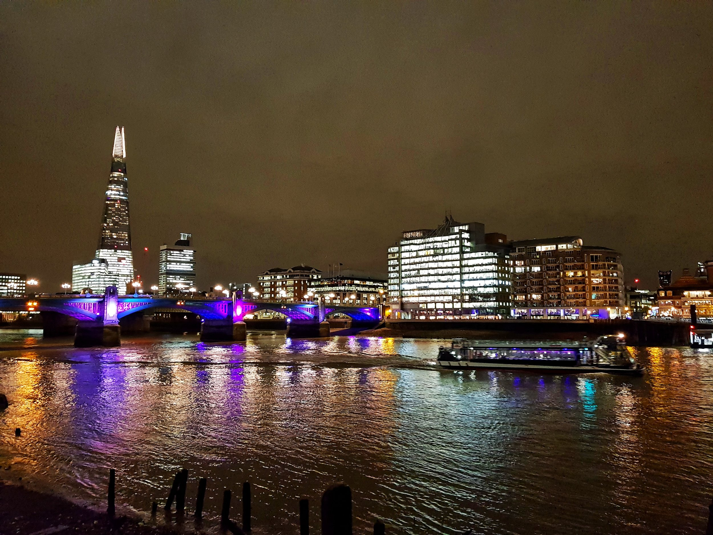 NORTHBANK RESTAURANT LONDON REVIEW