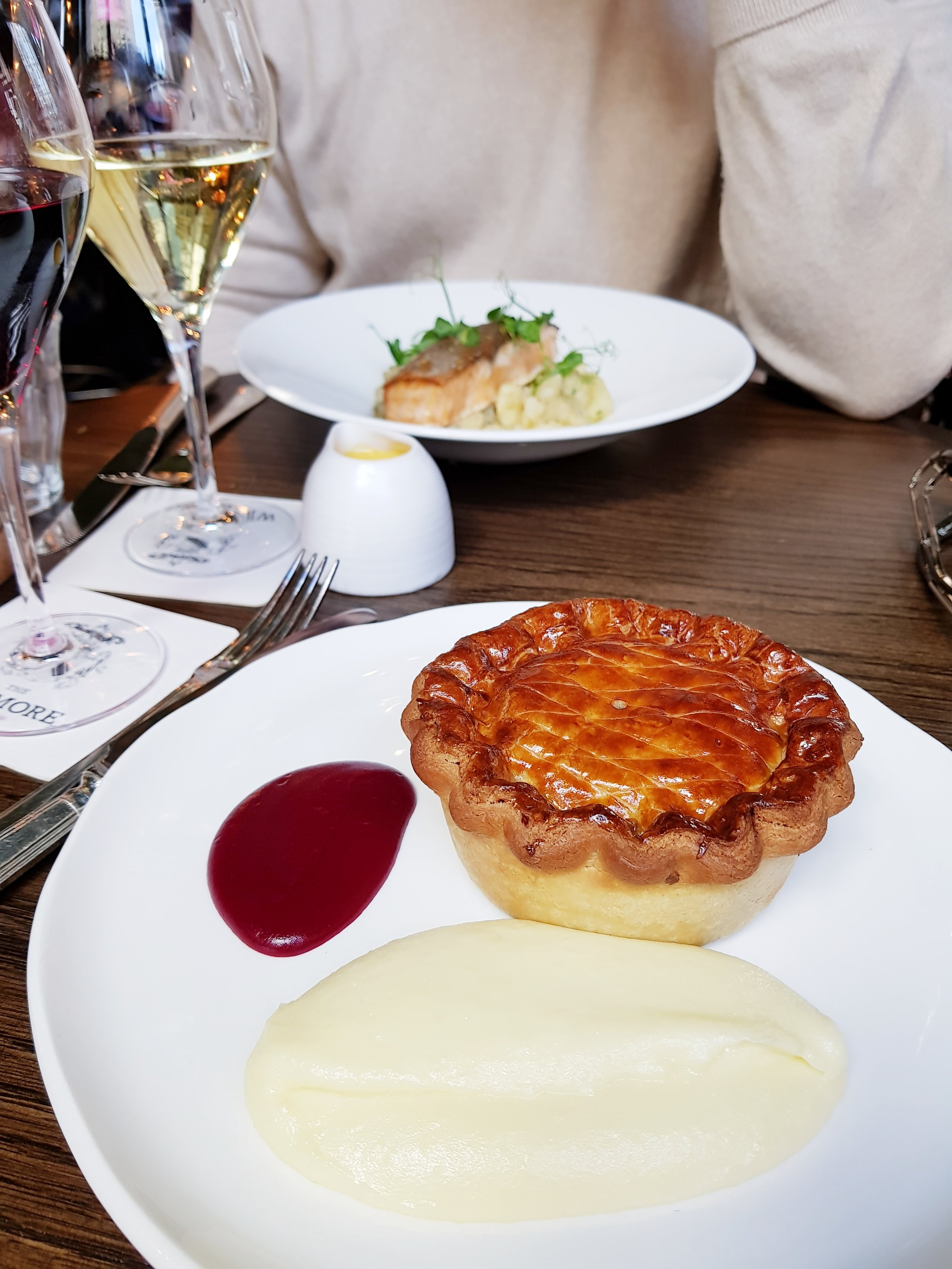 THE WIGMORE RESTAURANT REVIEW LONDON