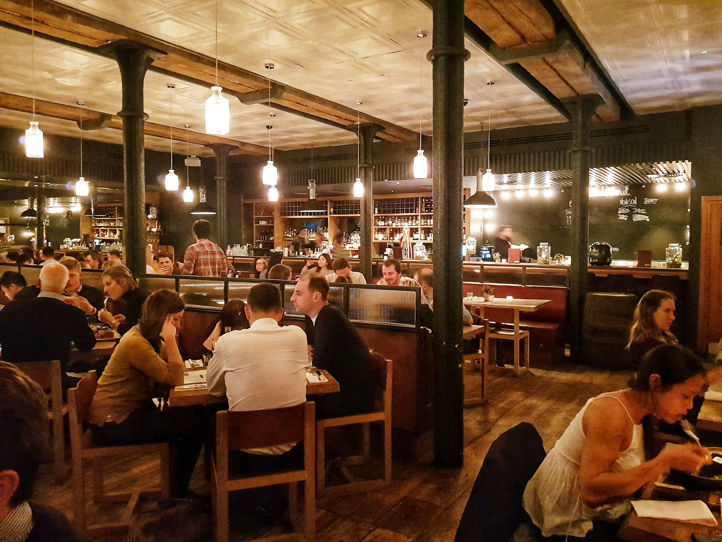 MAC AND WILD RESTAURANT REVIEW LONDON