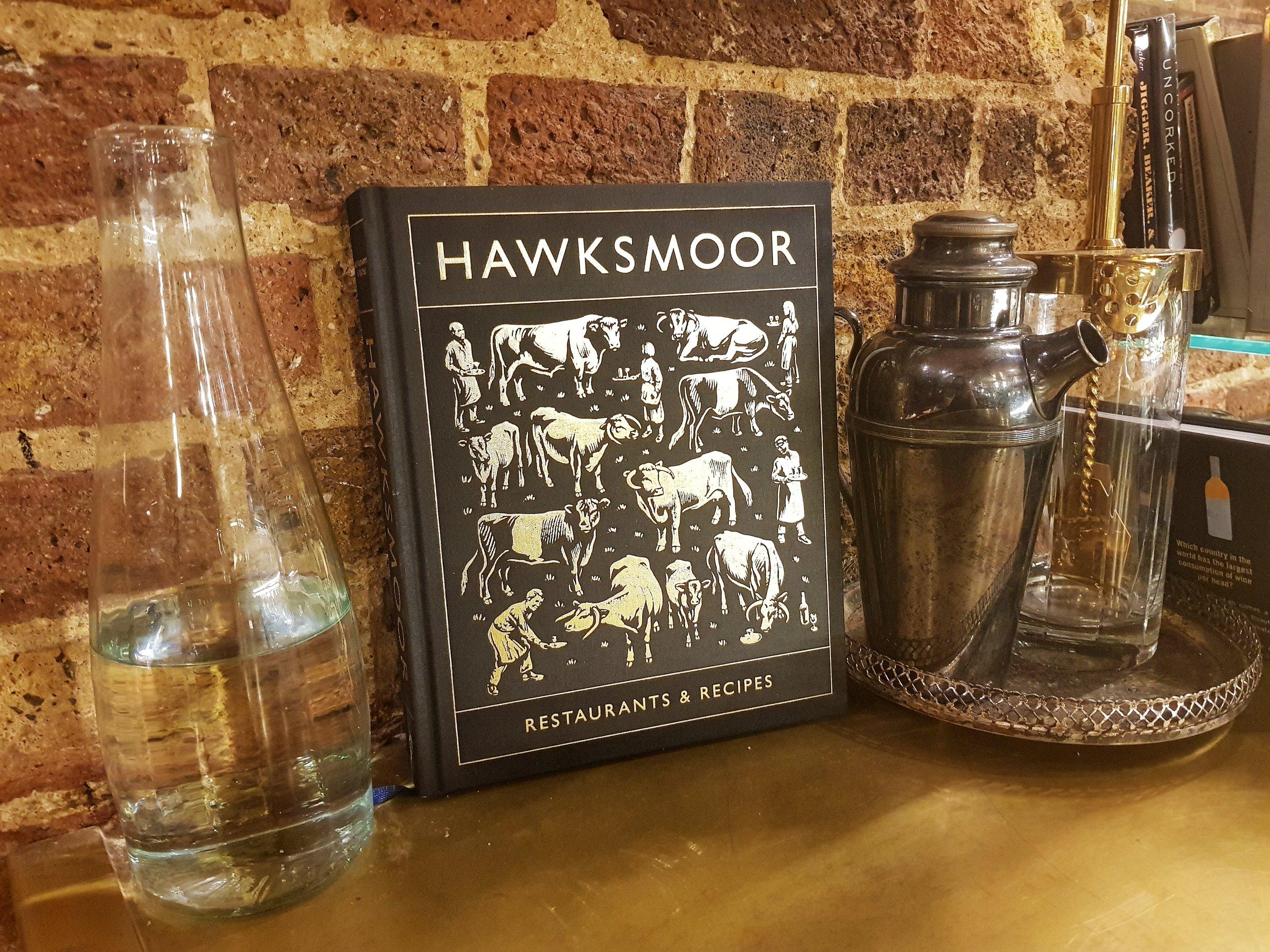 HAWKSMOOR LONDON RESTAURANT REVIEW