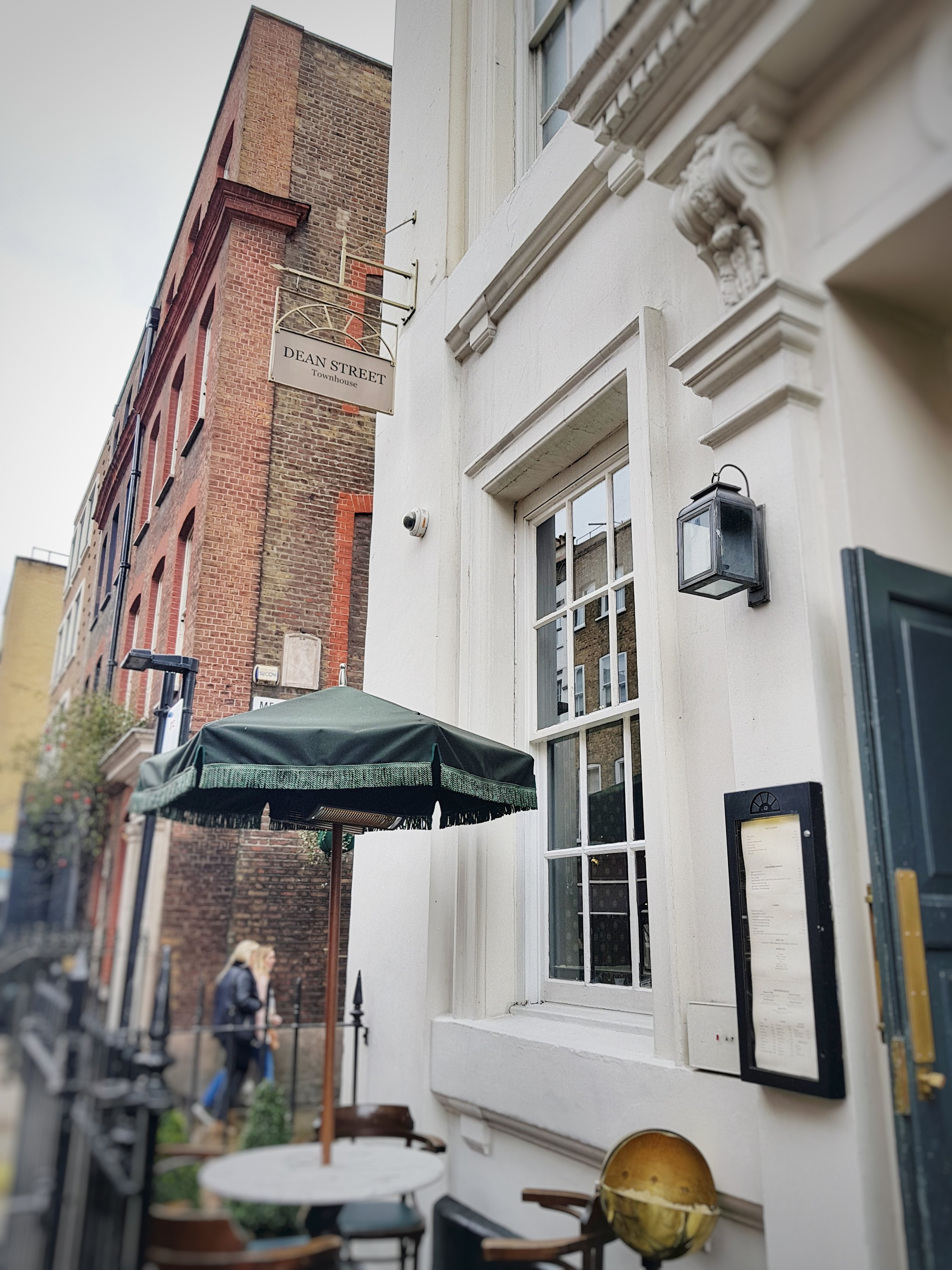 Dean Street Townhouse review London