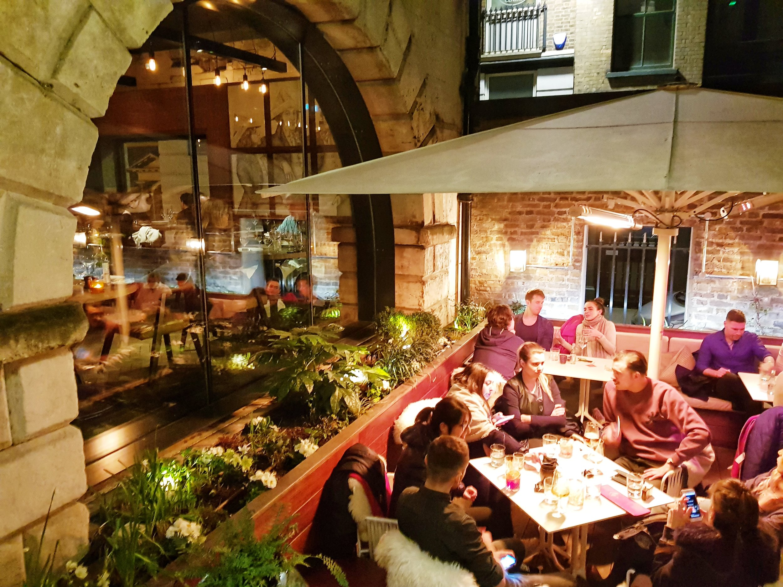 NEW STREET GRILL RESTAURANT REVIEW LONDON