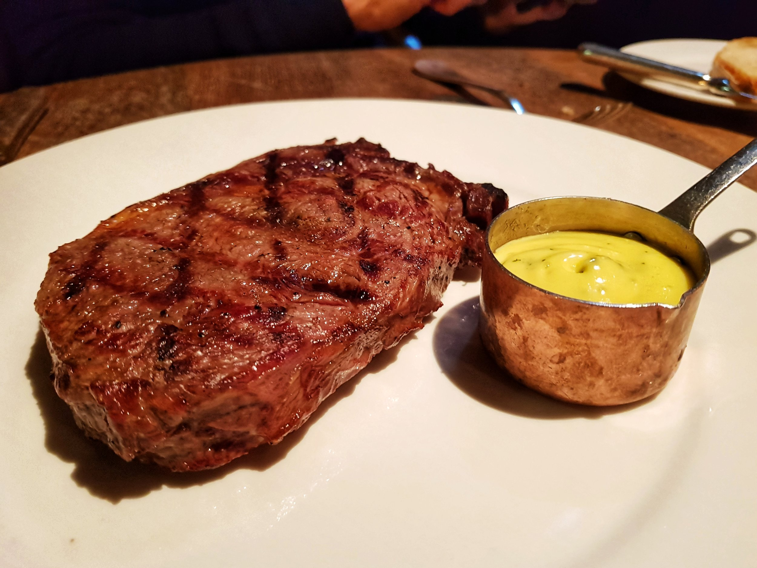 NEW STREET GRILL REVIEW LONDON