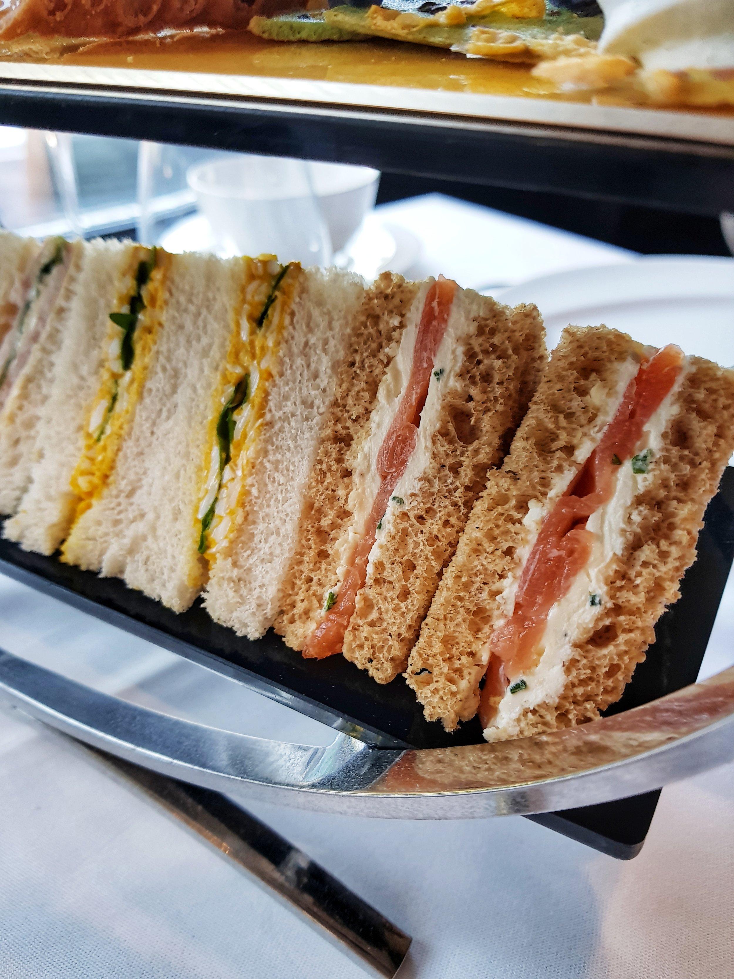 ACQUA DI PARMA AFTERNOON TEA AT BAGLIONI HOTEL REVIEW LONDON