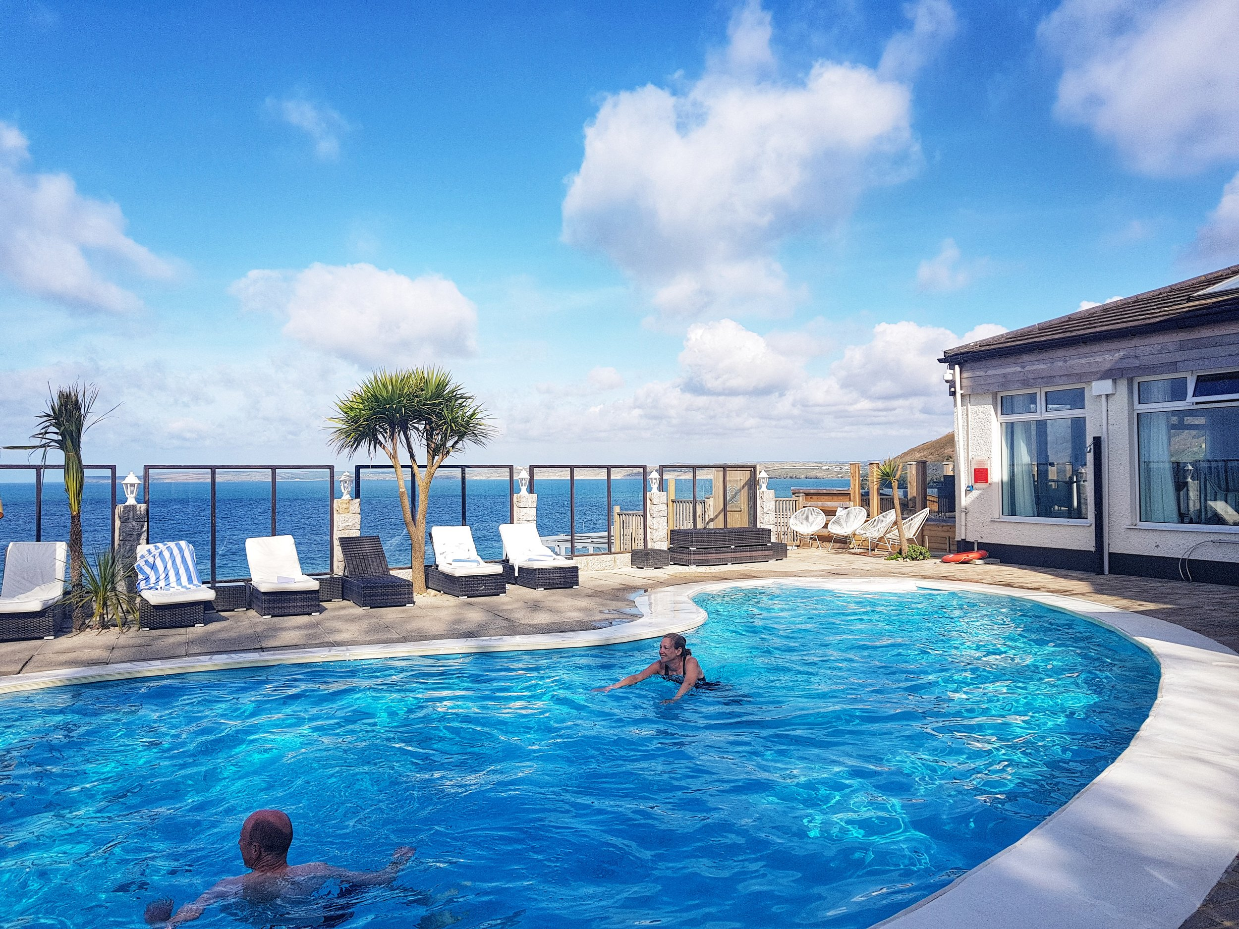 CARBIS BAY HOTEL CORNWALL REVIEW