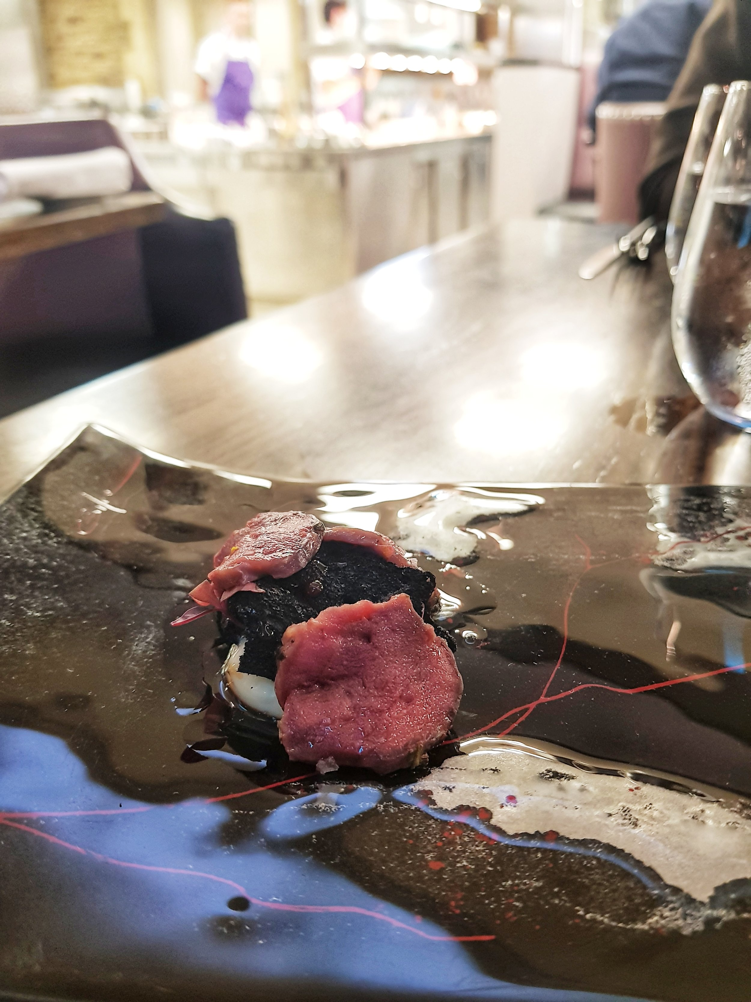 THE PASS RESTAURANT REVIEW SOUTH LODGE HOTEL