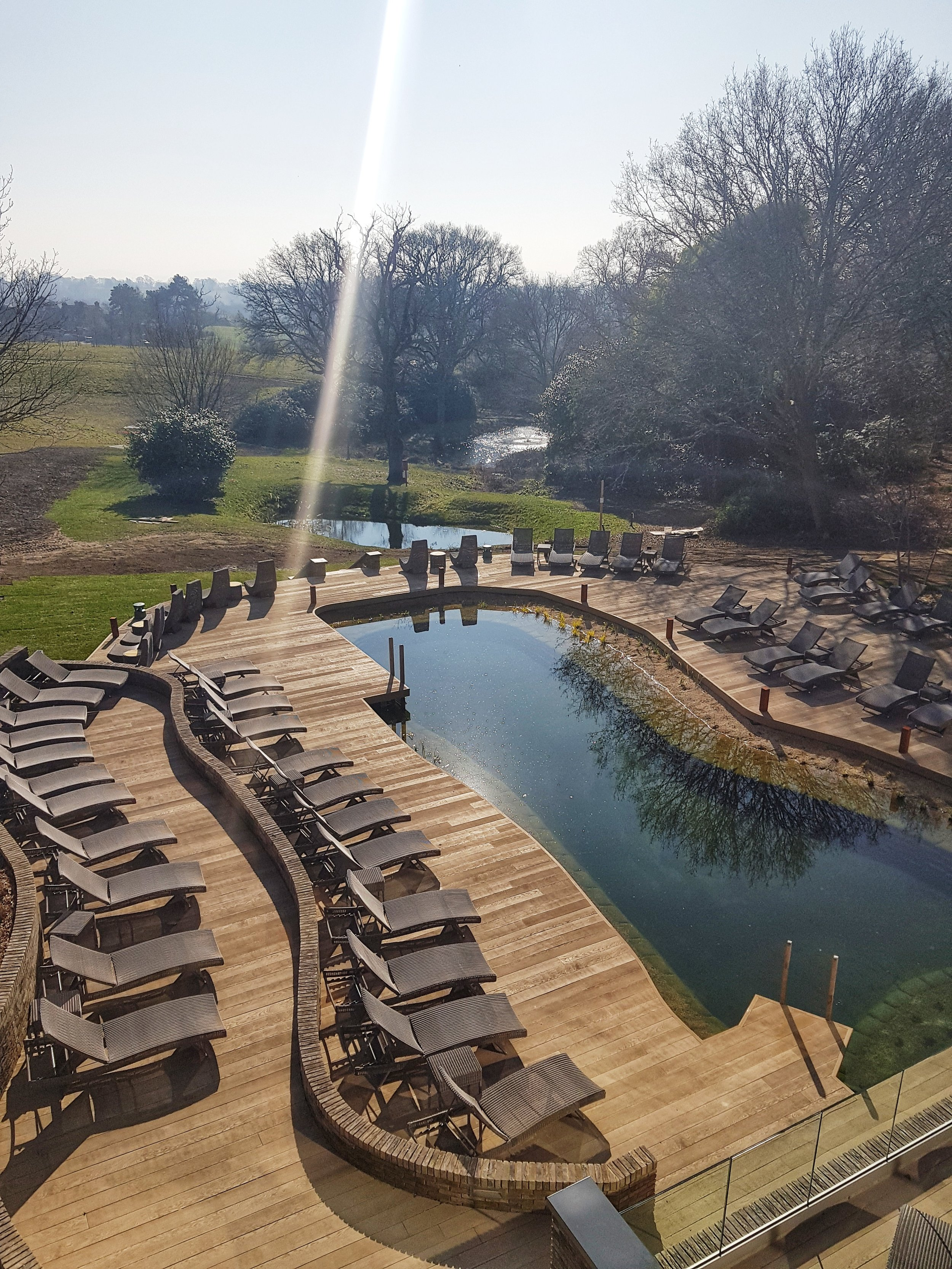 SOUTH LODGE HOTEL SPA REVIEW