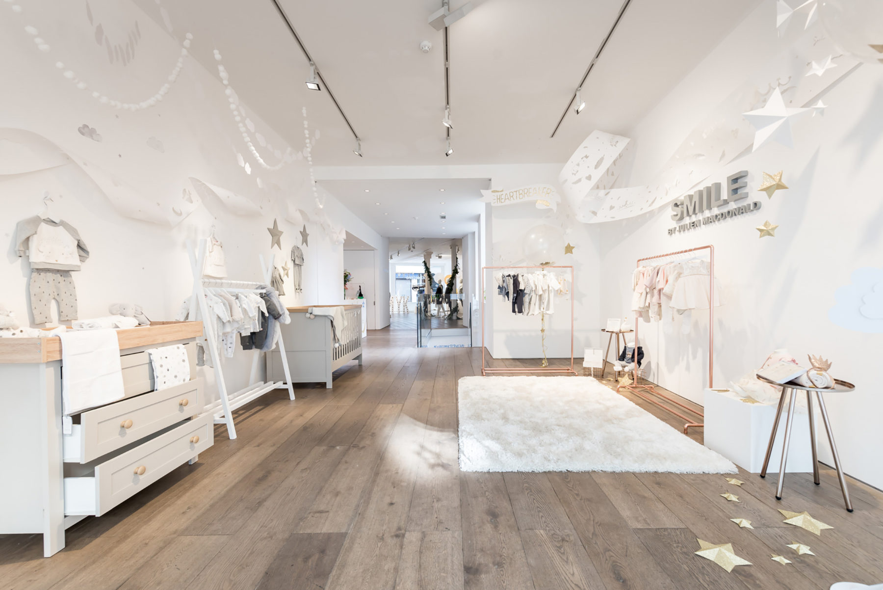 Welcome to the Club   for Mothercare's Autumn/Winter '17 Press Show