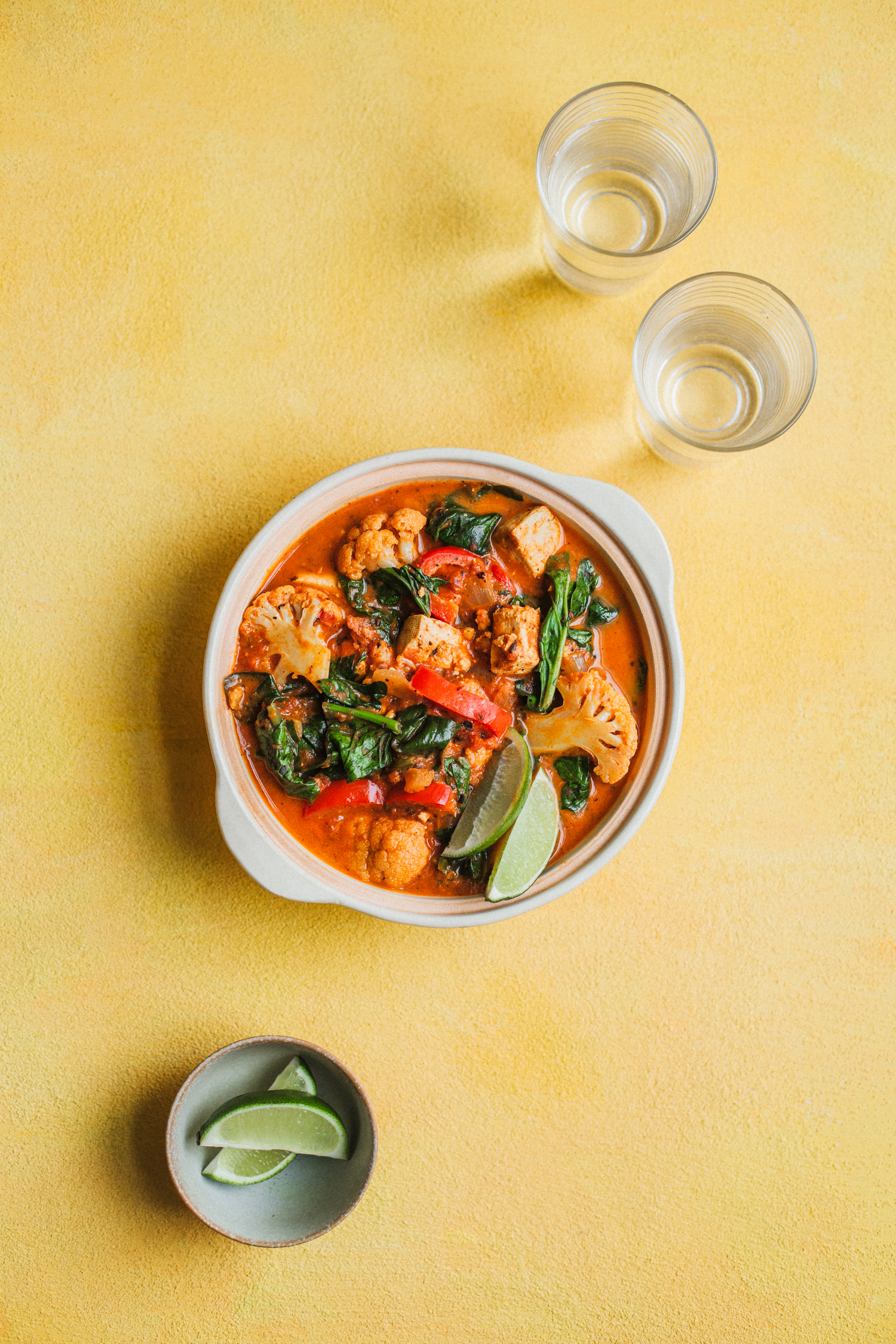 OUR FAVORITE WEEKNIGHT CURRY - Recipe by Golubka KitchenCurry is such a great weeknight dinner solution. It's a vibrant, one-pot dish, doesn't take too long, packs a lot of flavor, and does well when loaded with all kinds of veggies. This recipe is our absolute favorite weeknight curry of all time, and it's built on the combination of canned tomatoes and coconut milk. Have you ever tried pairing the two?  TRY & TASTE OUR FAVORITE WEEKNIGHT CURRY