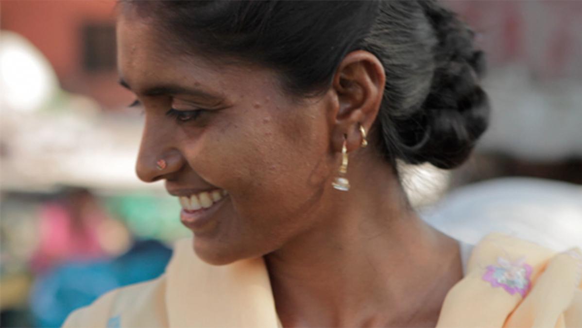 Reshma, film still from  Unravel
