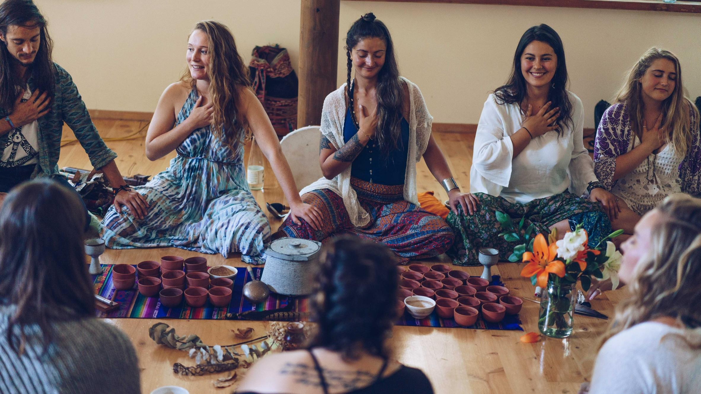 Photo courtesy  Little Yoga Festival