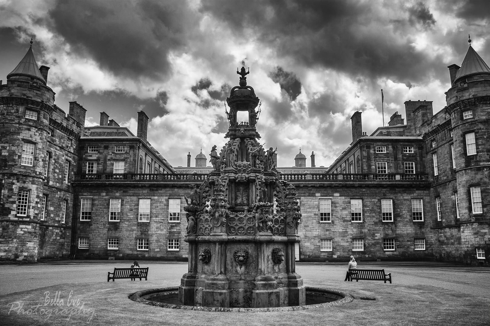 Photo Walking Tours Edinburgh Holyrood