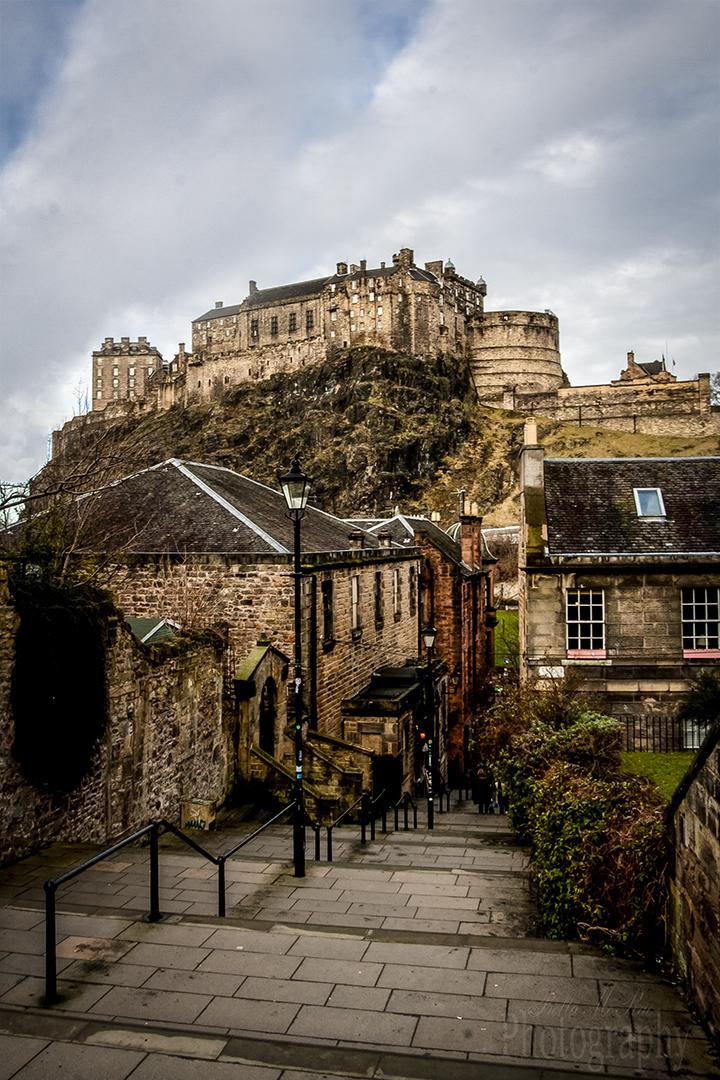 Edinburgh Walking Photo Tours Vennel Steps