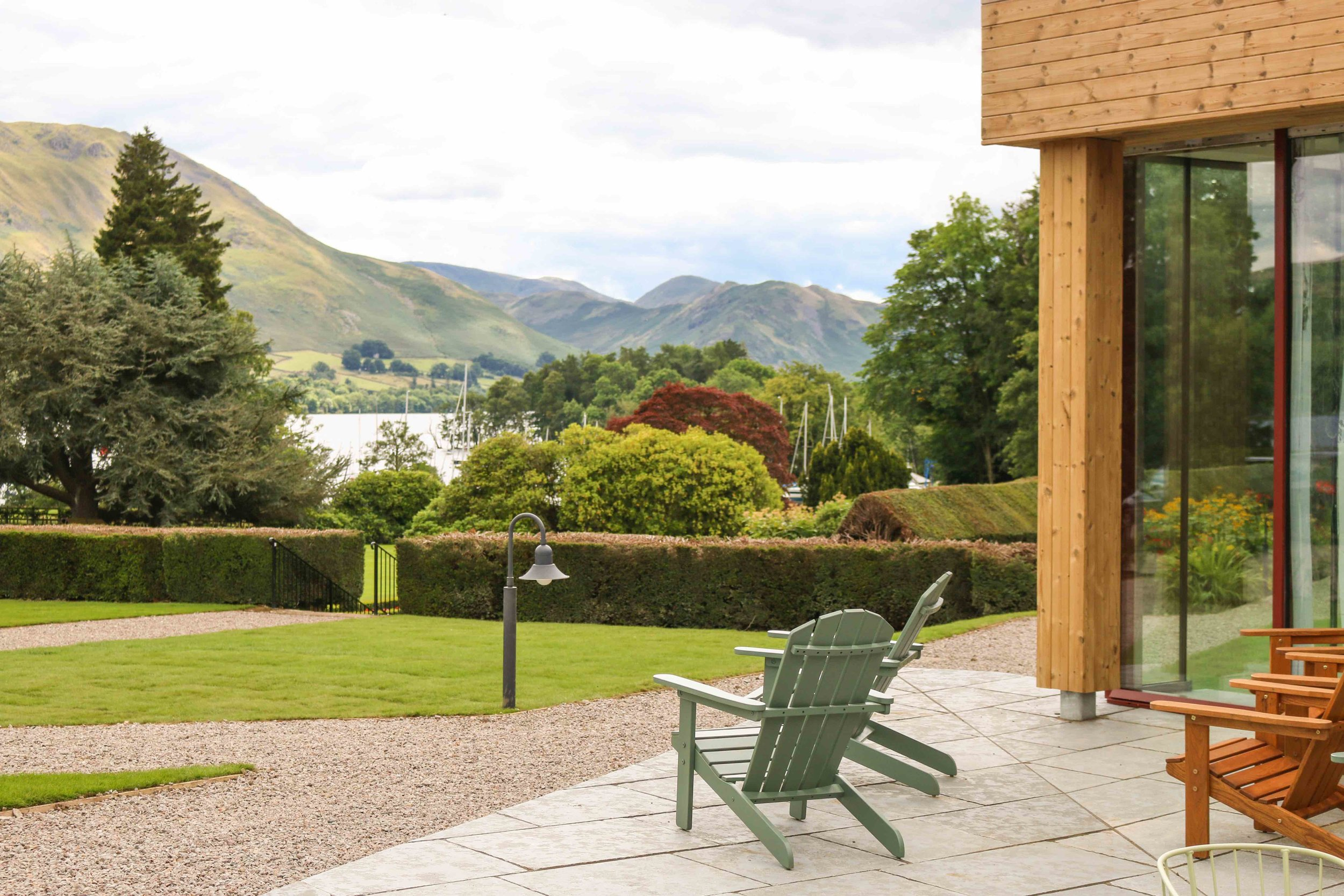 Views over Ullswater on The Living Space terrace.jpeg