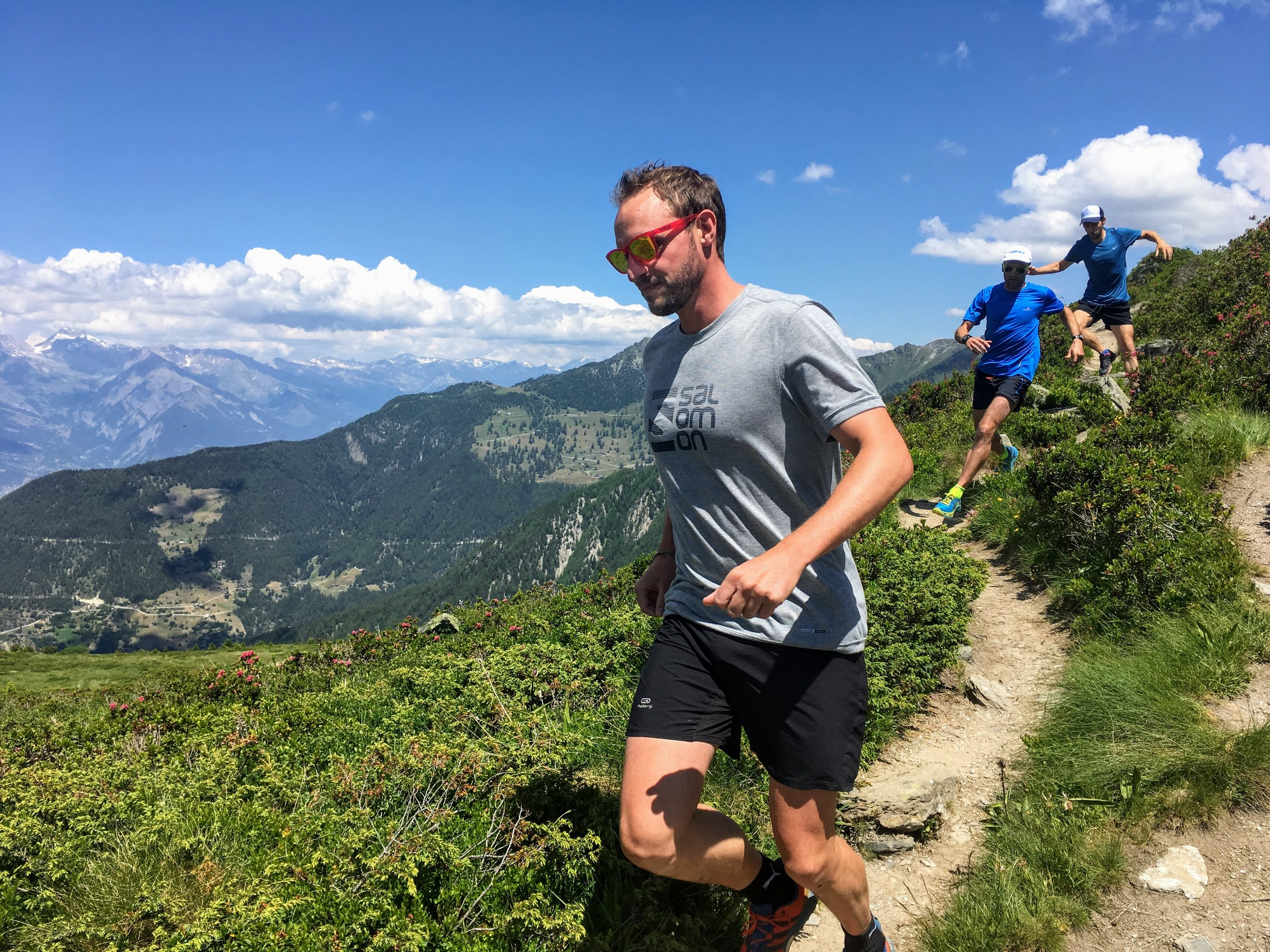 Trail running, Verbier