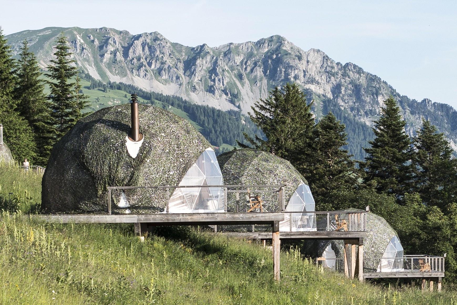 whitepod, switzerland -