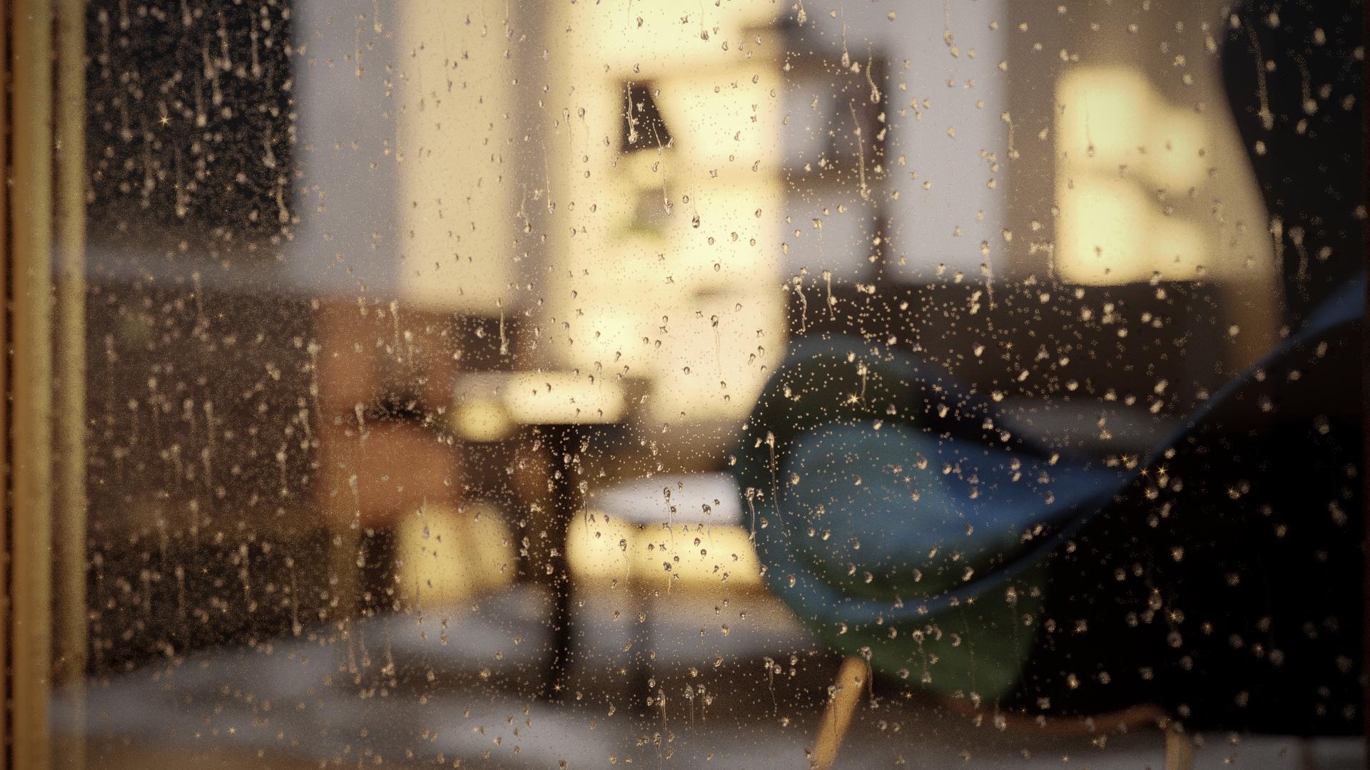 Make it rain, by  Straka CGI